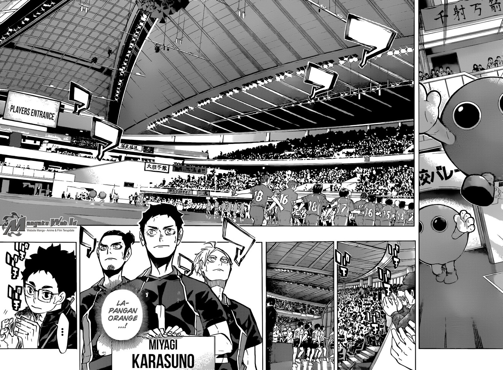 Haikyuu!! Chapter 231-8