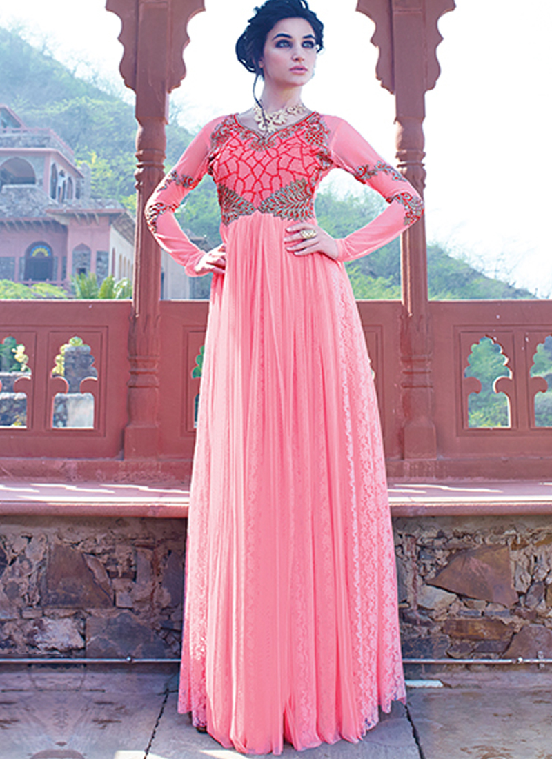 Wholesale Net Gowns Collection - Online Wholesale Shop
