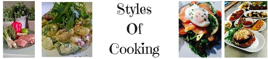 Styles Of Cooking