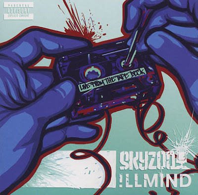 Skyzoo & !llmind – Live From The Tape Deck (CD) (2010) (FLAC + 320 kbps)