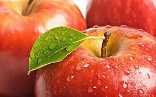 التفاح يخلصك من رائحة الفم السيئة