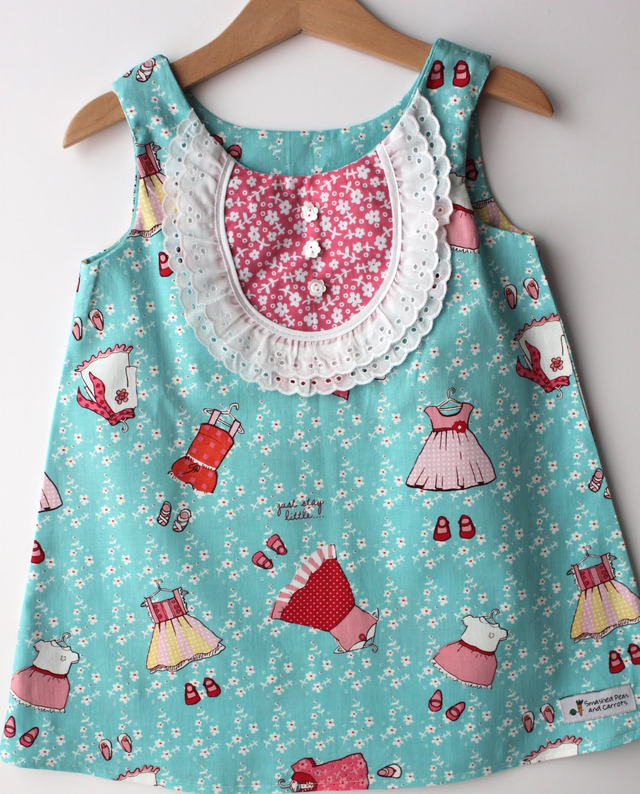 Children at Play Party Dresses - Smashed Peas & Carrots