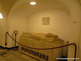 Ancient Underground Cemetery under St. Peter's Basilica, Vatica City