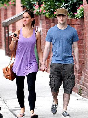 Daniel Radcliffe Girlfriend