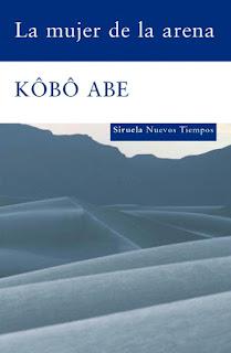 portada libro Mujer de la Arena Kobo Abe