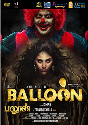 Balloon 2018 Bollywood 300MB Movie HDTV 480p