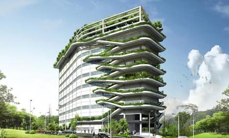 21st century architecture guide to green architecture and for Green design