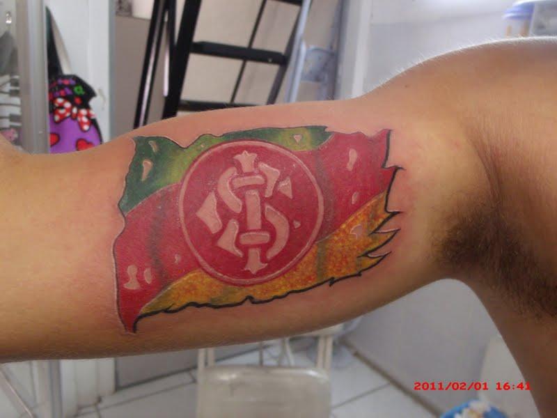 Bandeira Do R S Simbolo Do Inter
