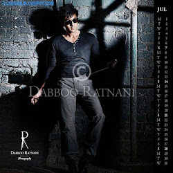 Ranbir Kapoor on Dabboo Ratnani 2013 Calendar Hot Celebrities Photoshoot Stills