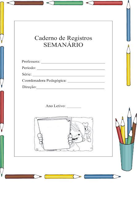 130 Modelos De Frente De Cadernos  Abertura De Caderno  Capas De