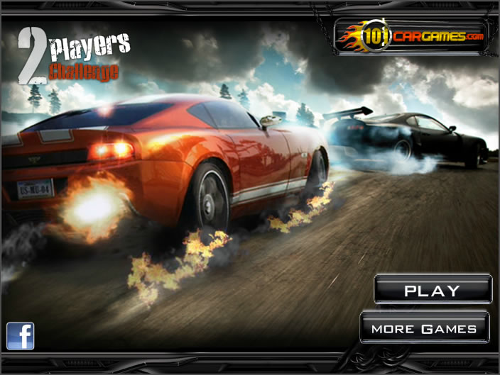 Truck Game : 2 Players Challenge