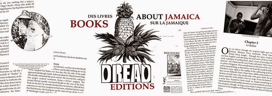 RETOUR à DREAD EDITIONS