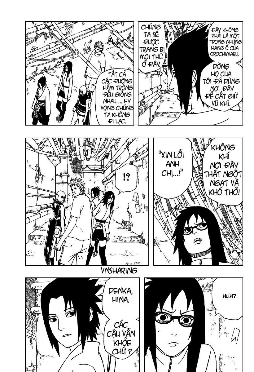 Naruto chap 354 Trang 6 - Mangak.info