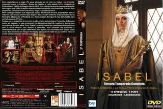 ISABEL - RAINHA DE CASTELA - TERCEIRA TEMPORADA