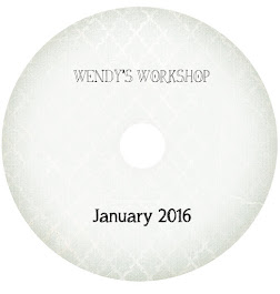 WENDY'S WORKSHOP CD JANUARY 2016 £8.00
