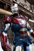 13 Iron Patriot Pictures (iron patriot by megamike )
