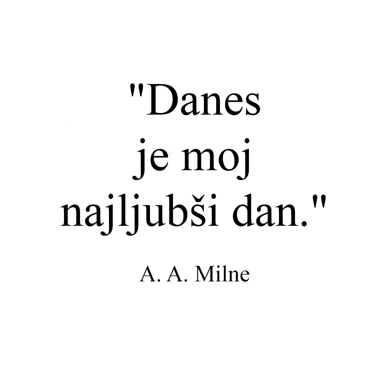 ❤ Misel dneva ❤