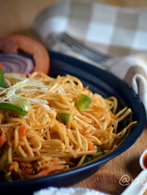 Easy Spicy Szechuan Noodles Recipe