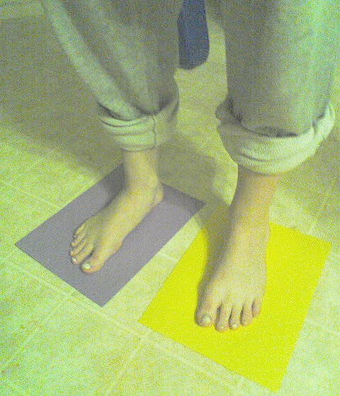 How to Make Footprint Turkey