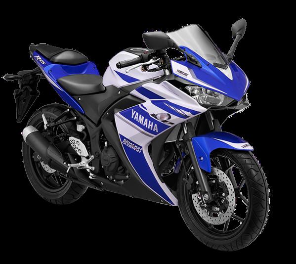 Warna Yamaha R25