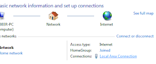 local area connections