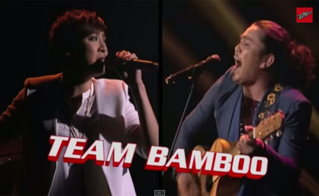 Watch Team Bamboo: Rita Martinez Vs Rence Rapanot of The Voice Of the Philippines Season 2 Semi Finals February 21, 2015
