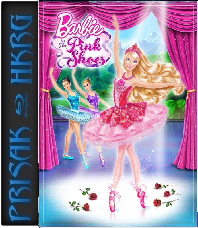 Download Barbie In The Pink Shoes 2013 FULL DVD RIP XVID in Dual Audio Hindi-English Movie