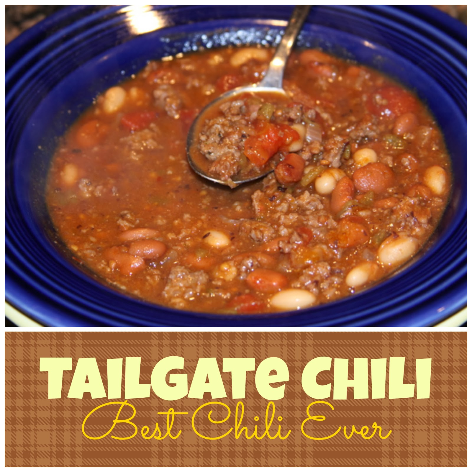 ... kelly this is the only chili i make anymore i am not a chili fan and i