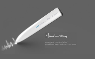 digital tool for handwritting