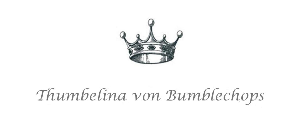 Thumbelina von Bumblechops