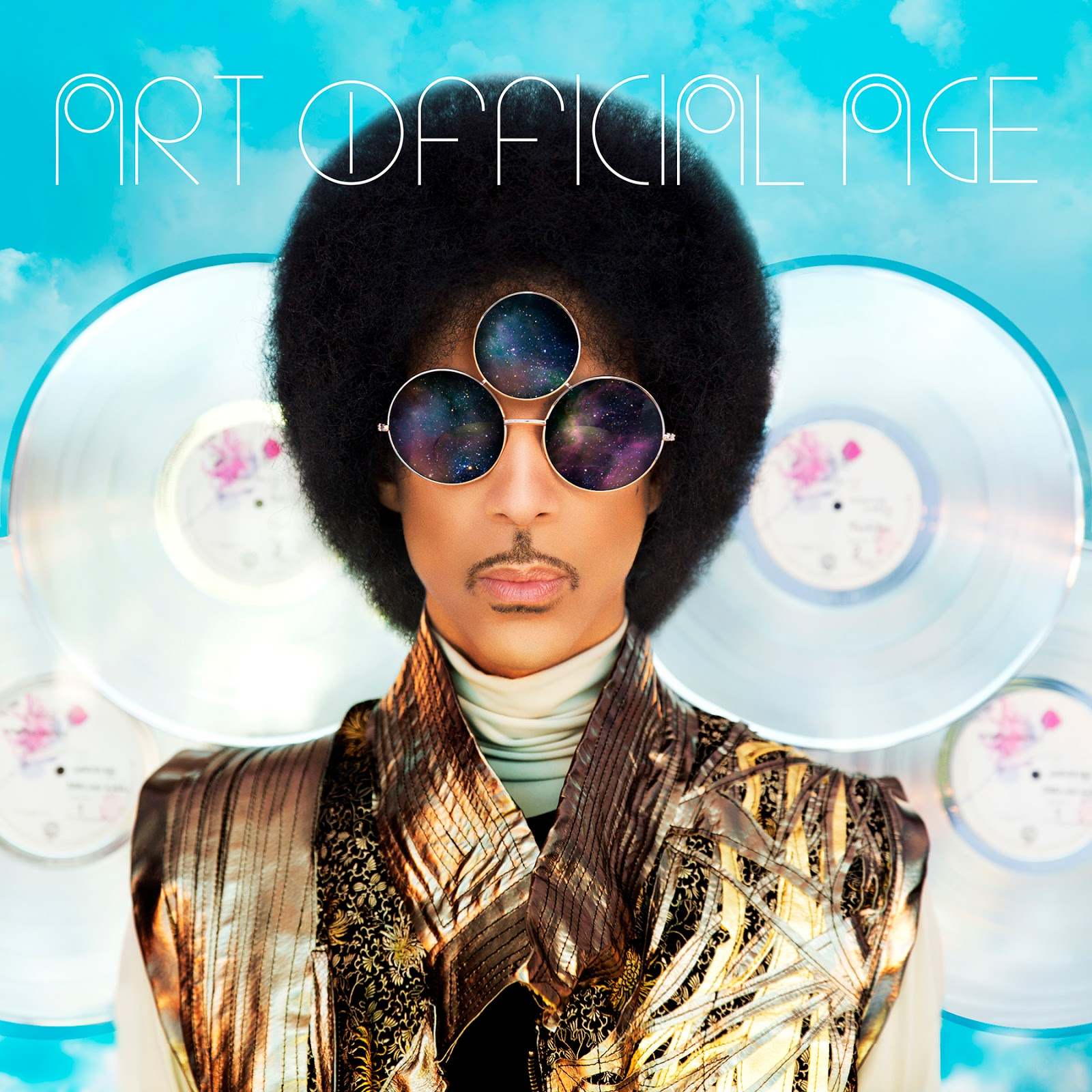 RECENZJA: Prince - Art Official Age / Plectrumelectrum