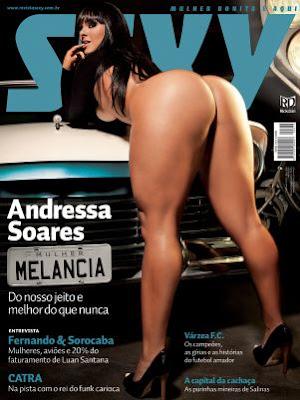 Revista Sexy - Julho 2011 - Mulher Melancia