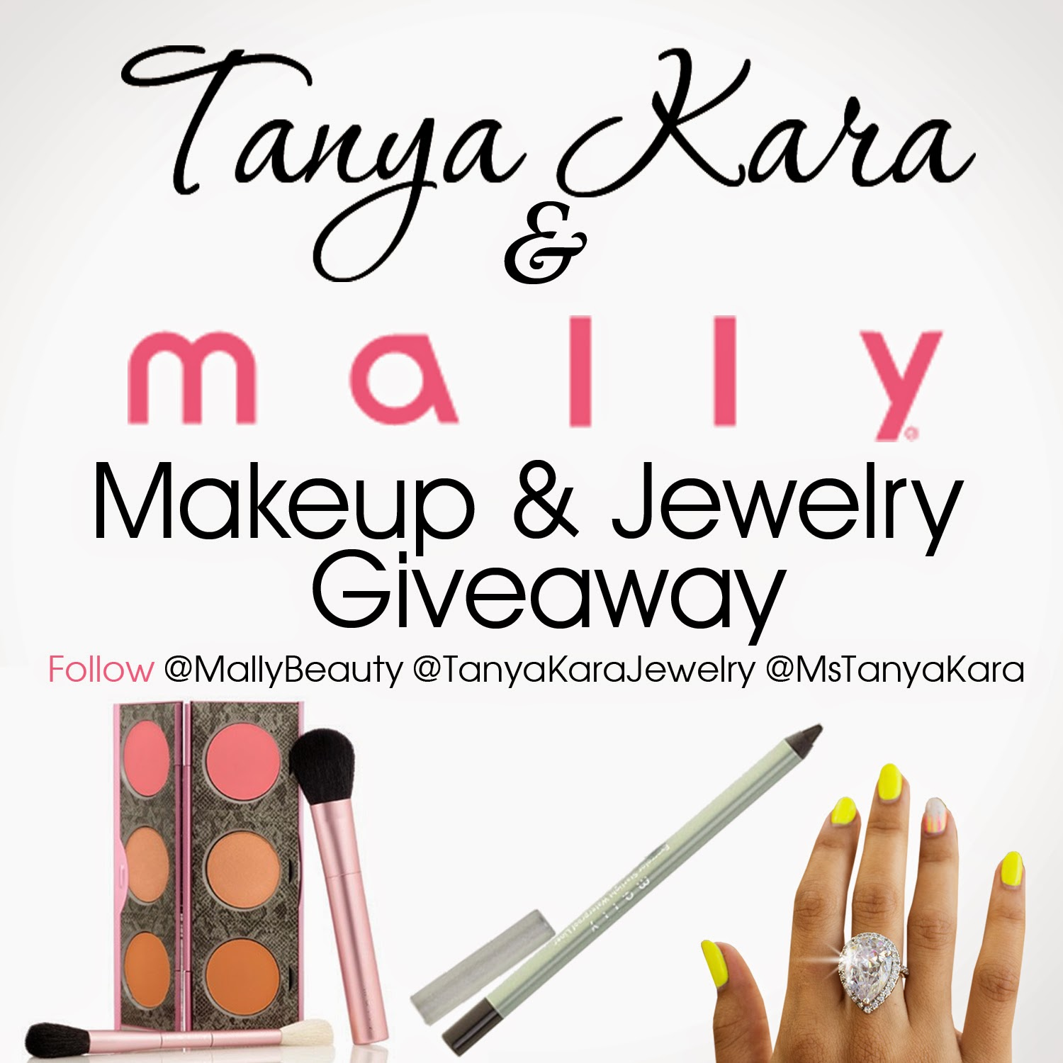 March 2015 Sweepstakes Official Rules: Mally Beauty