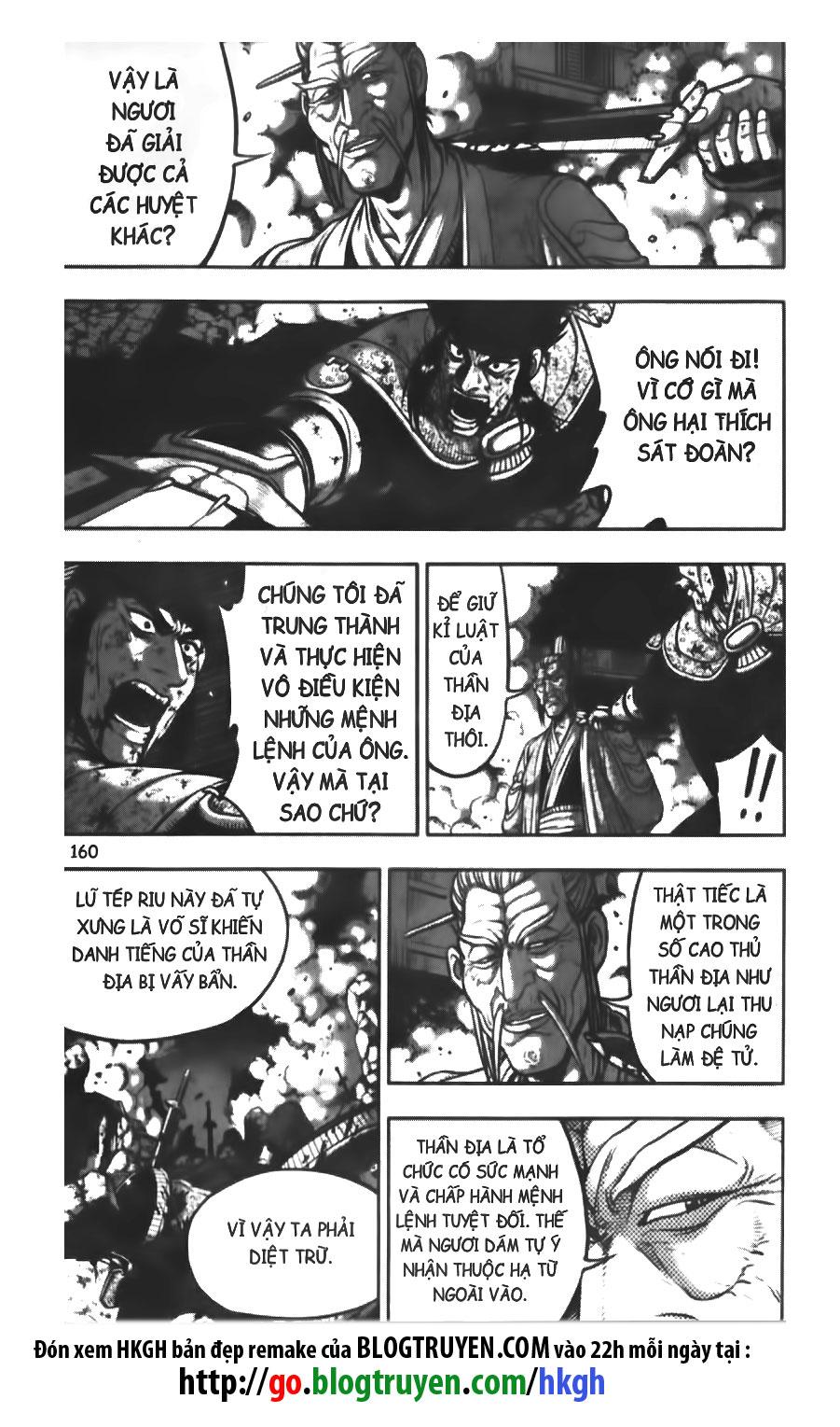 Hiệp Khách Giang Hồ chap 355 Trang 9 - Mangak.info
