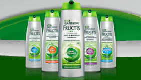 Free Garnier Fructis Shampoo and Conditioner