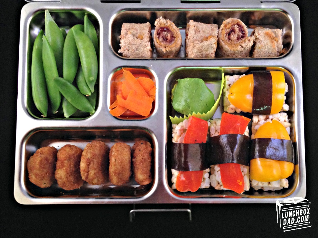 Faux Sushi Lunch