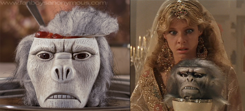 Indiana Jones Monkey Brains Bowl Scene