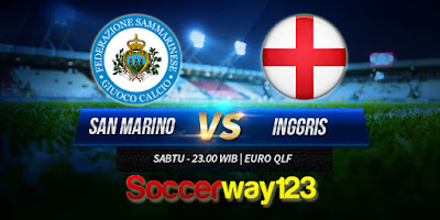 Prediksi Bola San Marino vs Inggris