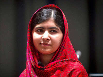 Malala lives in danger The British government raised security