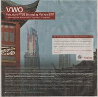 Vanguard FTSE Emerging Markets ETF Fund - VWO | Investing Review