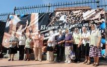 Las Madres Homenajean a Cristina y a Evita