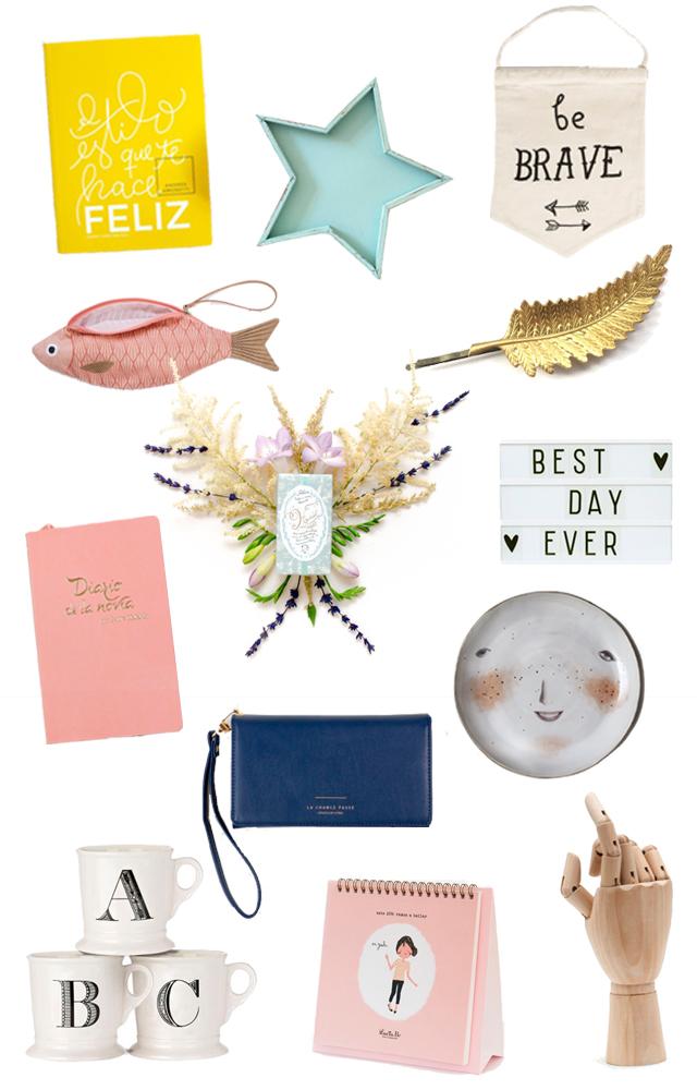 13 16 ideas para regalar a tu amigo real o invisible a - Regalo amigo invisible ideas ...