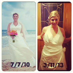 Sara down 75 pounds to date !!