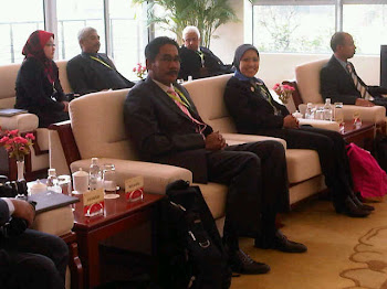 Mewakili UMNO M'sia Ke China