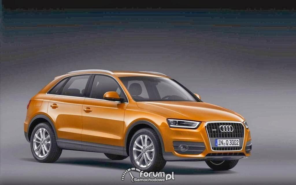 Audi Q1 Wallpapers