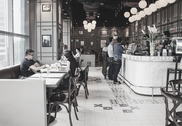 Liberté French Brasserie at Galeries Lafayette, Pacific Place Jakarta (Culinary Bonanza)
