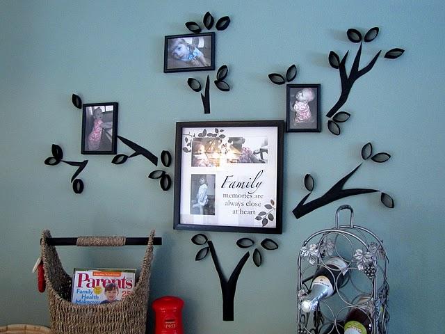 family tree wall stencilBon Temps Beignet  90% Inspiration 10% Toilet Paper Rolls abDxZtyw
