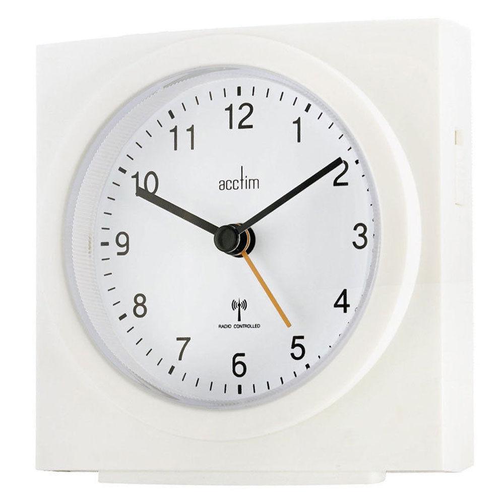 Cyclonicdeal Acctim Midhurst 71557 Analogue Alarm Clock Radio