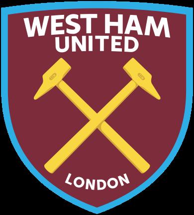 Resultado de imagem para West Ham novo escudo png