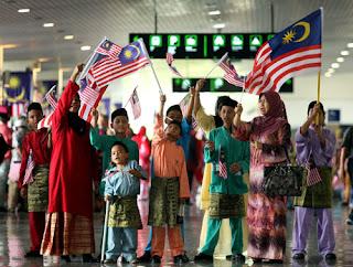Penduduk Malaysia Kini 28.3 Juta